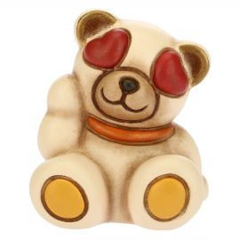 Mini Teddy Emoticon innamorato