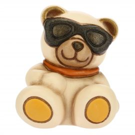 Teddy Emoticon Cool mit Sonnenbrille