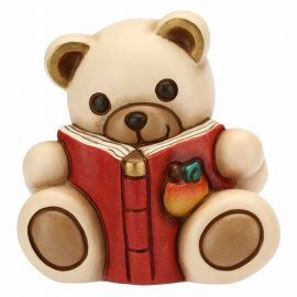 Small Teddy with book
