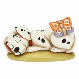 Medium Dalmatian with butterfly THUN Disney® Carica 101