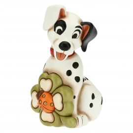Big Dalmatian with four-leaf clover THUN Disney® Carica 101