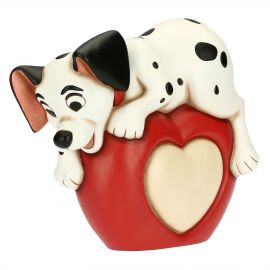 Maxi Dalmatian with heart THUN Disney® Carica 101