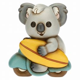 Medium Surfing Sydney Koala on motorbike