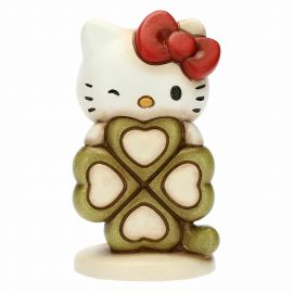 Small Hello Kitty® THUN with four leaf clover