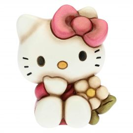 Small THUN Hello Kitty® with flower