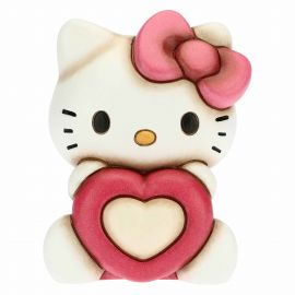 Hello Kitty® THUN media con cuore