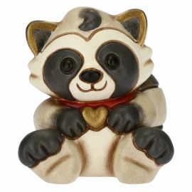 Mini Tiki Raccky raccoon