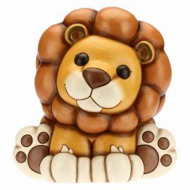 Brave Lionel lion