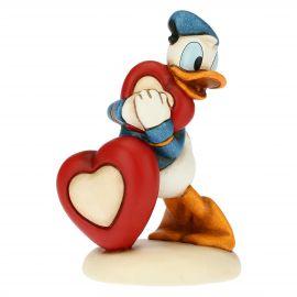 Paperino piccolo THUN Disney® con cuore
