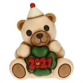 Teddy Happy New Year 2021