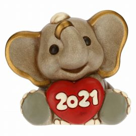 Elephant Happy New Year 2021