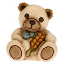 Teddy First Communion with wheatear for boys