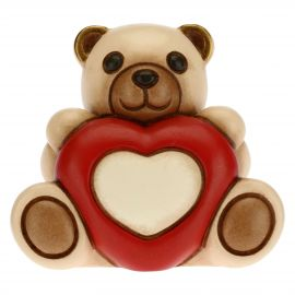 Sweet Teddy with heart