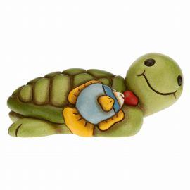 Tartaruga Vera con pesciolino