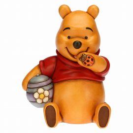 Winnie Puuh THUN Disney® schlemmend mit Glücksmarienkäfer