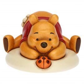 THUN Disney® playful Winnie The Pooh with lucky ladybird