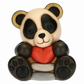 Panda Bandoo in armonia con cuore