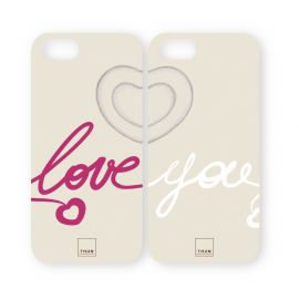 Cover Iphone® 5 Double Love San Valentino