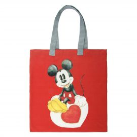 Shopper in fabric Mickey mouse THUN Disney®