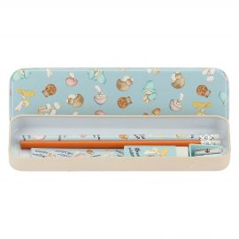"Trousse with pen ""Bosco incantato"""