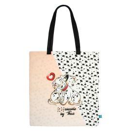 Shopper in tessuto Dalmata THUN Disney® Carica 101