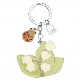 Keyrings Country lily of the valley