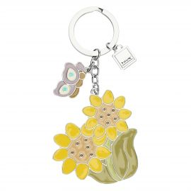 Keyrings Country sunflowers