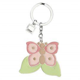 "Portachiavi ""Farfalle in festa"""