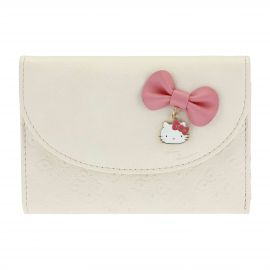 Large THUN Hello Kitty® wallet in faux leather