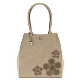 Large Elegance bag in faux leather