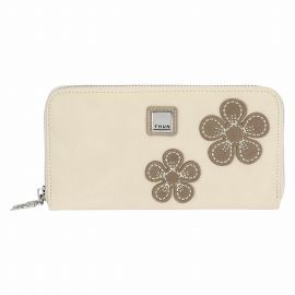 Large Elegance zip wallet