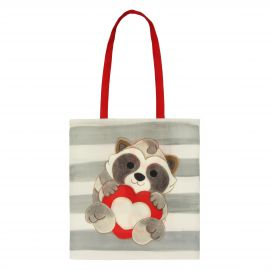 Funny Days Pepito the Raccoon shopper