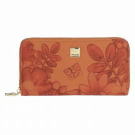 "Large ""Savana story"" zip wallet"