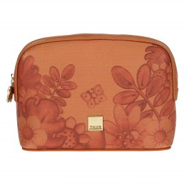 """Savana story"" multipurpose small bag in faux leather"