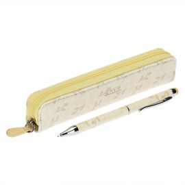 Mamma Simply You pencil case with ballpoint pen