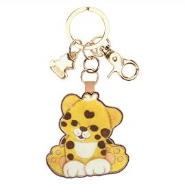 We Are Jungle butterfly golden keyring