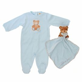 Gift set romper suit and comforter Toby