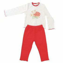 Pyjama ladybird