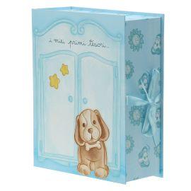 Baby box für Erinnerungen boy