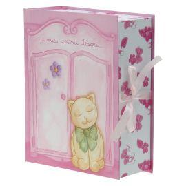 Baby box für Erinnerungen girl