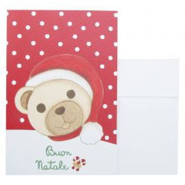 Greeting card Storie di Natale