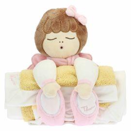 Blanket angel