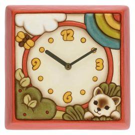 Wall clock unisex