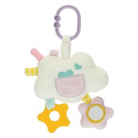 Stroller toy pink cloud