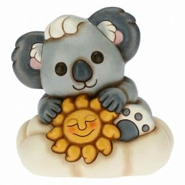 Koala unisex ceramic music box