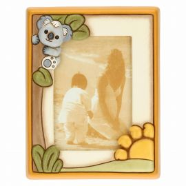 Unisex photo frame with Koala; photo format 9.2x13.6 cm