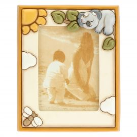 Unisex photo frame with Koala; photo format 12.2x17 cm