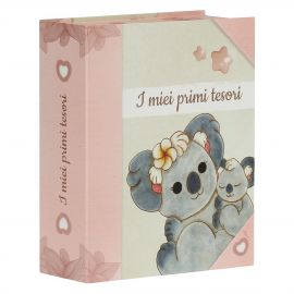 Girl's memory box with Koala