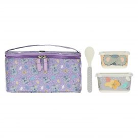 Baby girl Koala outdoor mealtime set