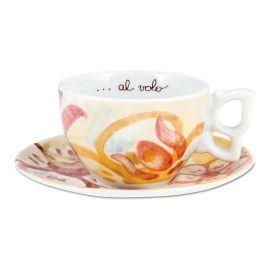 Cappuccino cup Romance